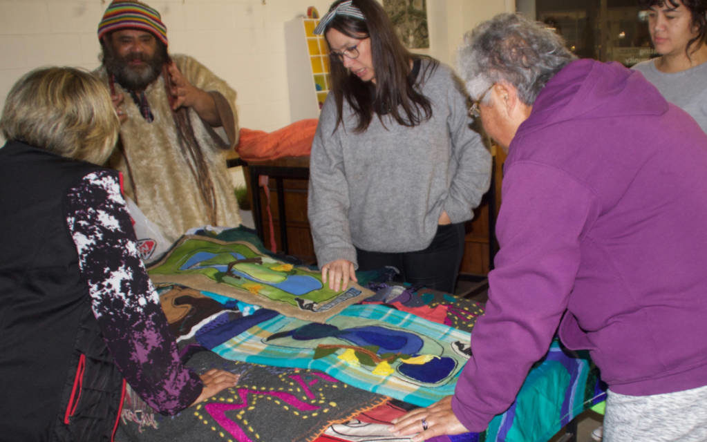 Te Reo Māori in Action – Whakapapa Quilts in Featherston – 7,8,9 February – #07257 – a few places still available