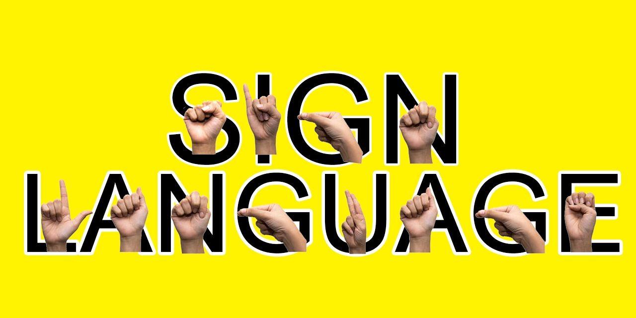 Carterton – NZ Sign Language Level 1a – Term 3 – Tuesday evenings