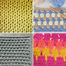 Te Āwhina Crochet Term 1 2019
