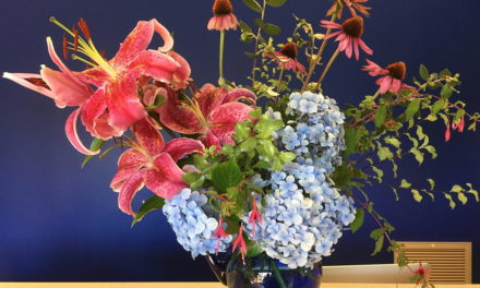 Simple Home Flowers – Completed