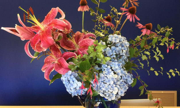 Simple Home Flowers – This workshop is full.