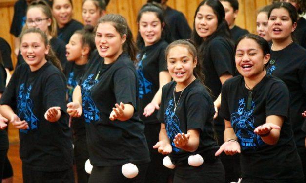 Te Reo Māori in Action – Waiata