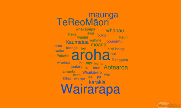 Te Reo Māori for Beginners – Carterton – Term 3 2019-Cancelled