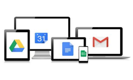 Using the Google Platform Effectively.   #07182