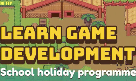 Te Hiko Tākaro – Learn Game Development