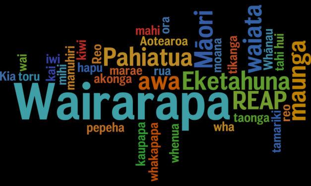 Pahiatua Te Reo Māori – Term 2 2020 #07297