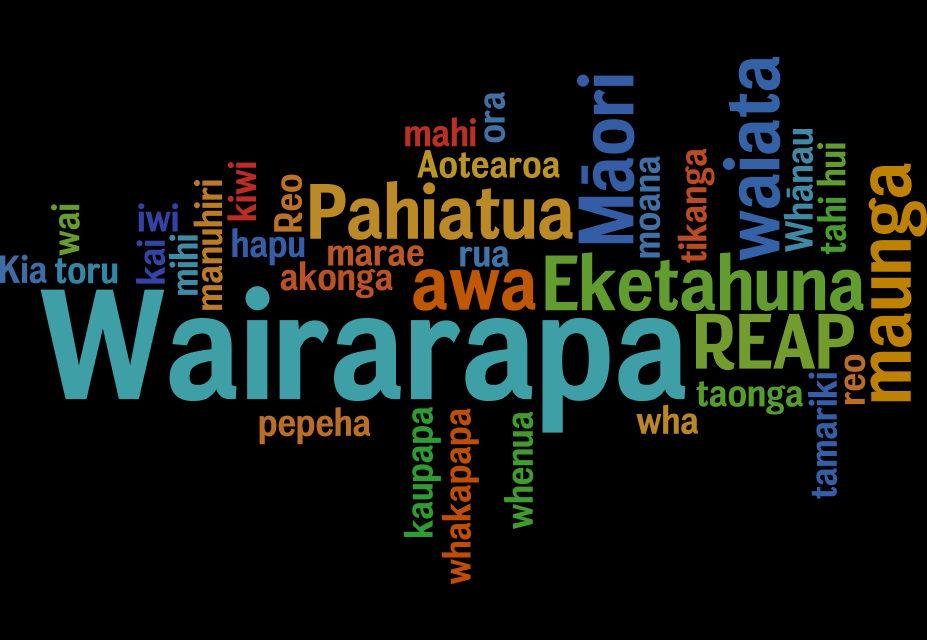 Pahiatua Te Reo Māori – Term 3 2020 #07298