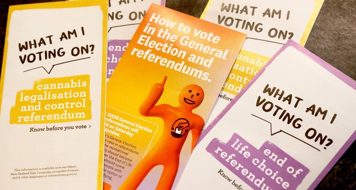 Do it with REAP – Referendum