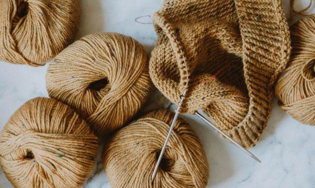 Porotakataka (Circular Knitting), starts Sunday 8th August 2021